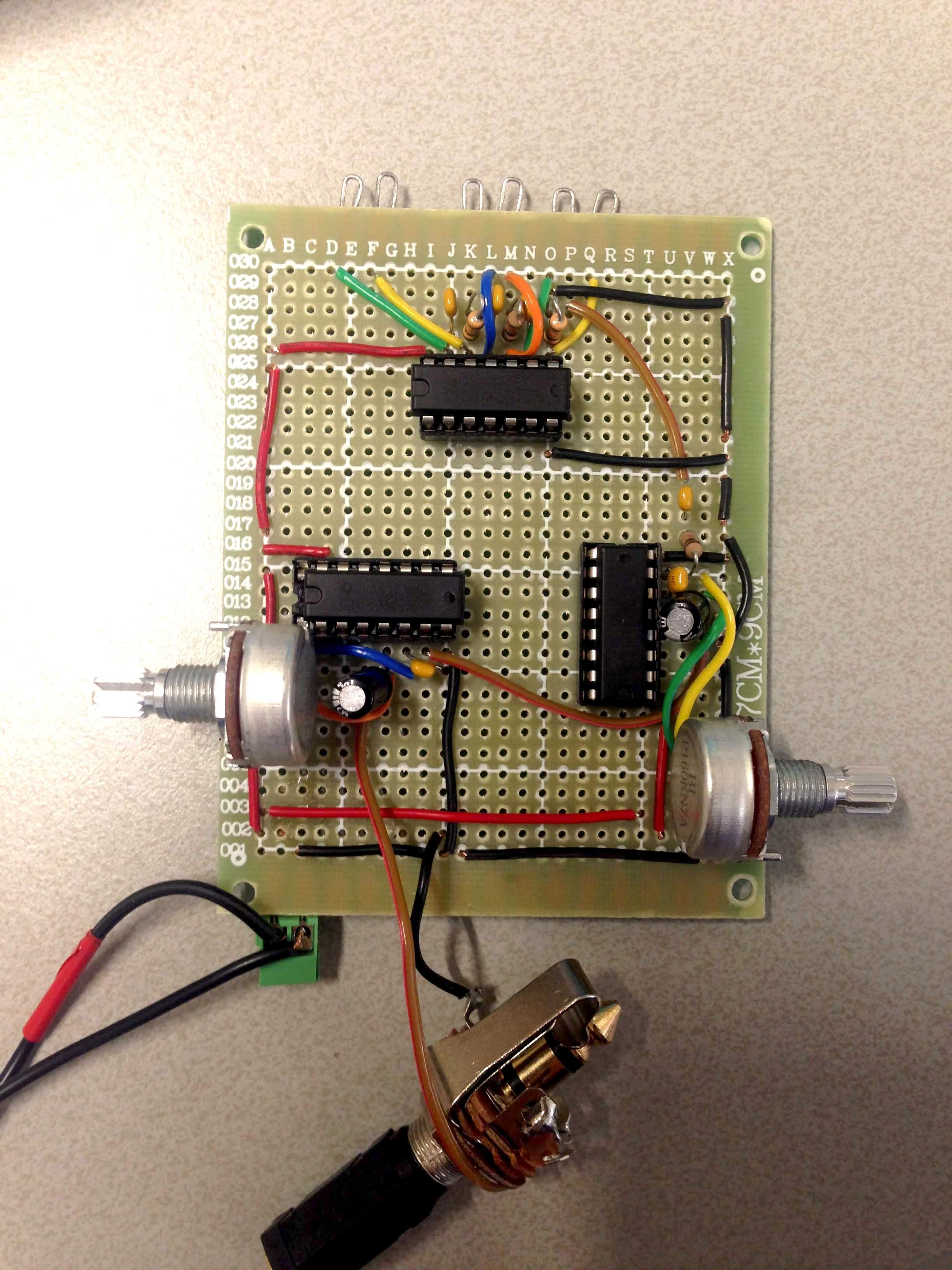 analog circuit synthesizer